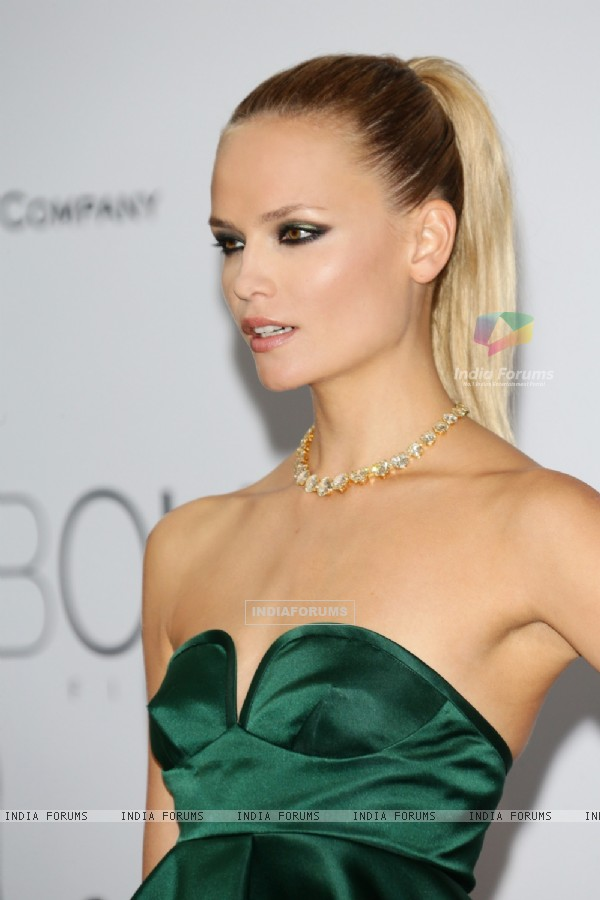 Natasha Poly at the Gala at Cannes