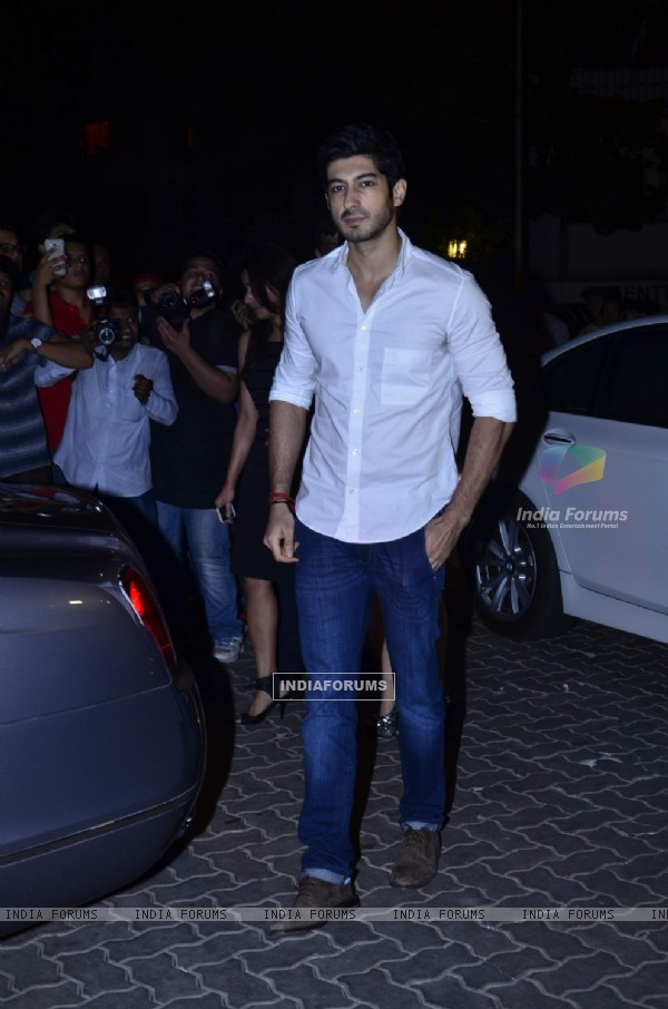 Mohit Marwah at Karan Johar's Birthday Bash