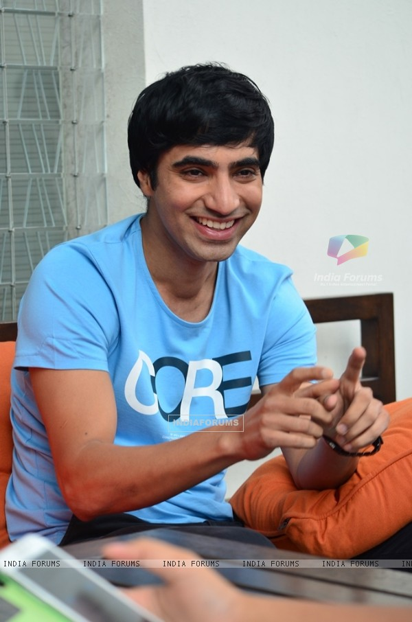 Arfi Lamba at the Promotions of Fugly