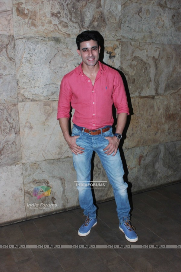 Gautam Rode at the Special Screening of Chef
