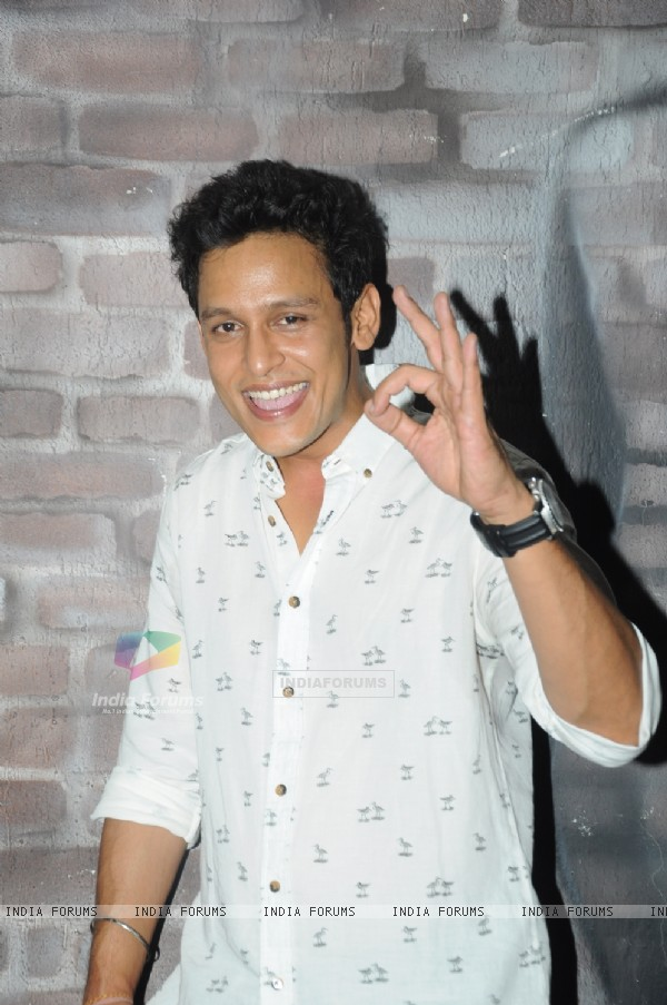 Abhishek Rawat at Baawre's launch party