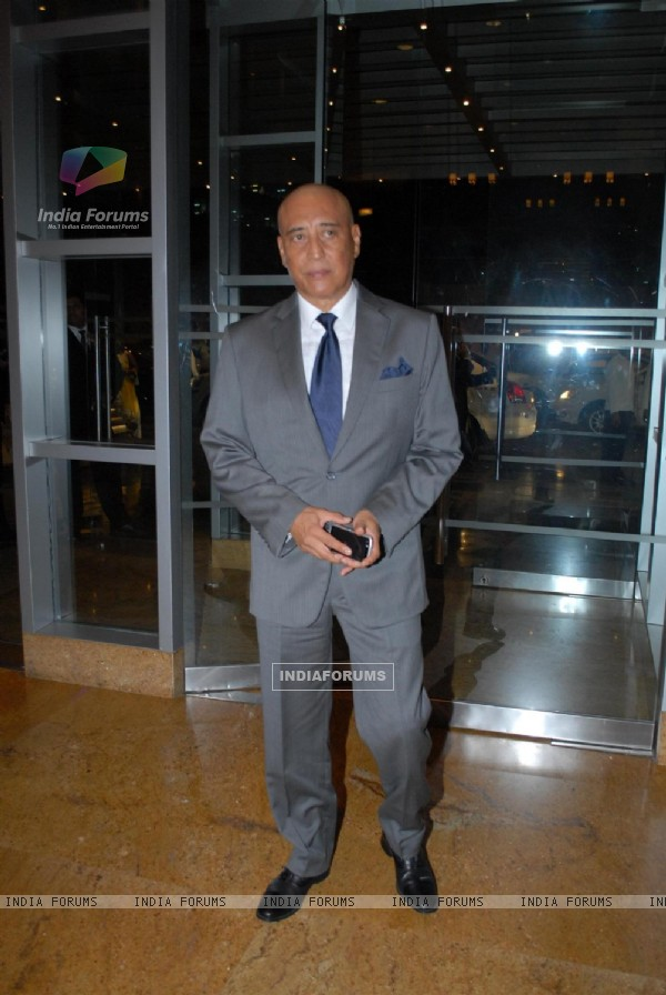 Danny Denzongpa was seen at the Launch of Dilip Kumar's autobiography 'Substance and the Shadow'