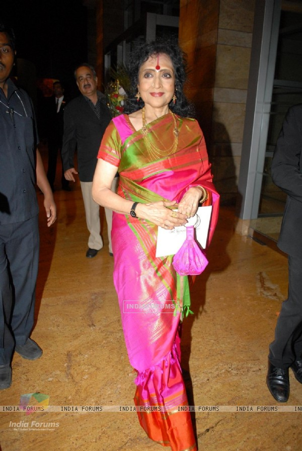 Vyjayanthimala was at the Launch of Dilip Kumar's autobiography 'Substance and the Shadow'