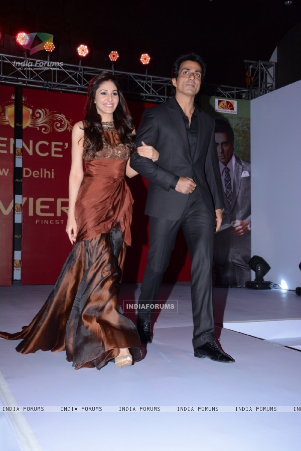 Pooja Chopra and Sonu Sood brand ambassadors of Graviera