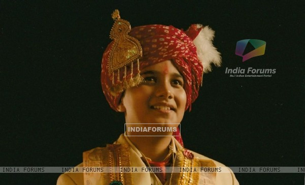 A still image of Jagdish in Balika Vadhu