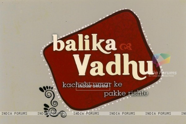 Wallpaper of the show Balika Vadhu