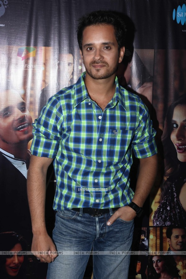Raghav Sachar at the Song Launch