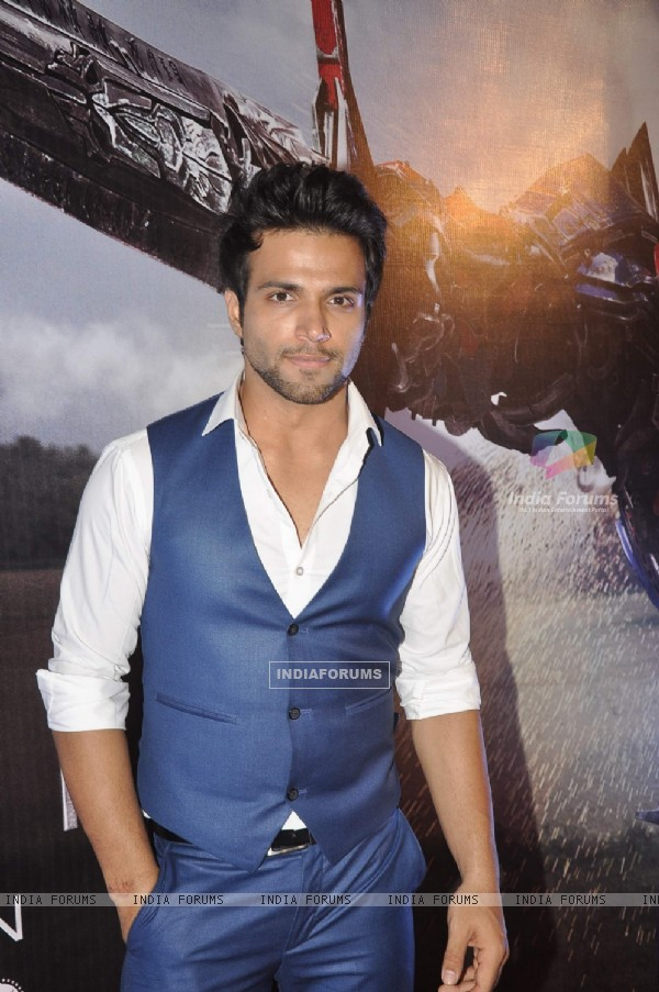 Rithvik Dhanjani at Transformers Age of Extinction Premiere