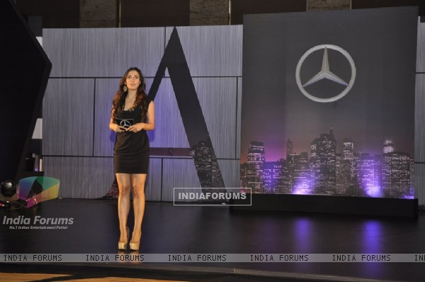 Ramona Arena hosts Mercedes Benz Edition 1 launch