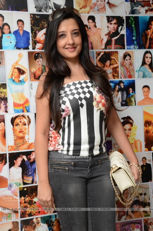 Amy Billimoria was at the Artistes Creating Artistes Event