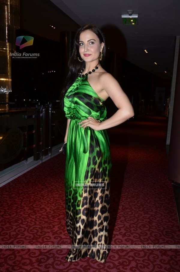 Elli Avram was seen at the FHM Sexiest Women party