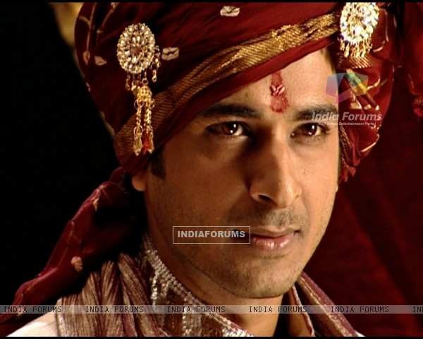 Sarwar Ahuja as Pankaj in the show Jyoti