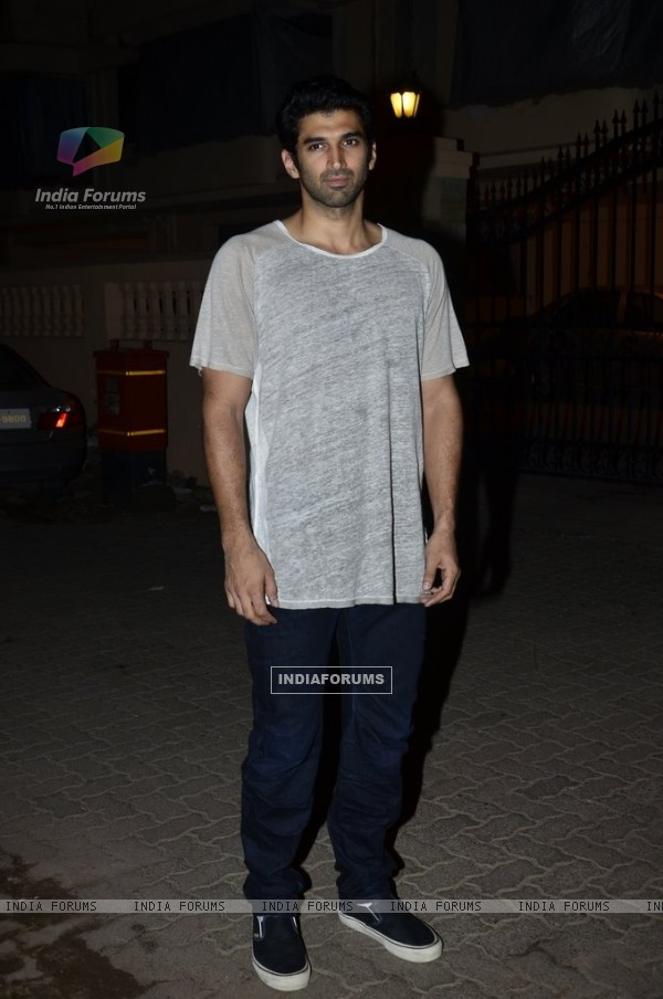 Aditya Roy Kapur at Success Bash of Ek Villain
