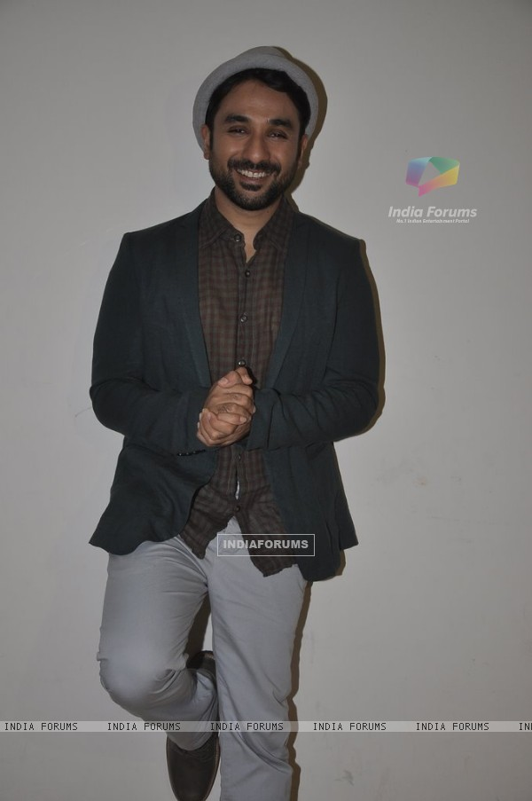 Vir Das at the Promotions of Amit Sahni Ki List