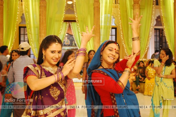 Sangeet Ceremony in YRKKH
