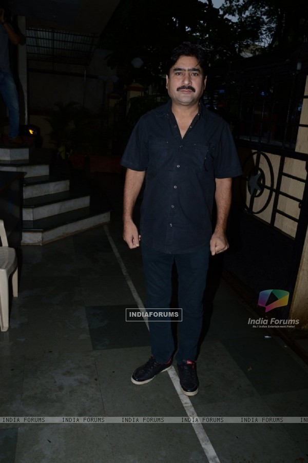 Yashpal Sharma Press Conrefence of Bazaar-E-Husn