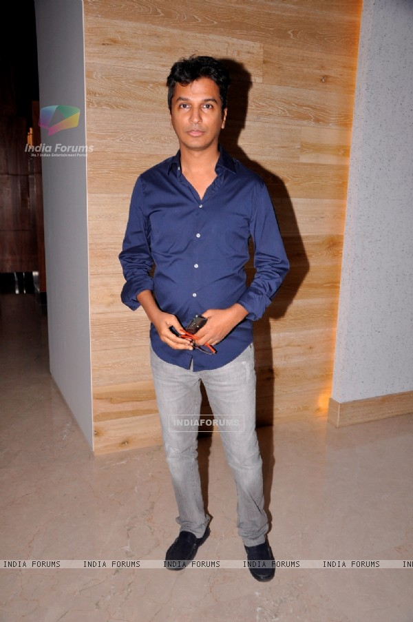Vikram Phadnis at the Launch Party of Aqaba Restaurant