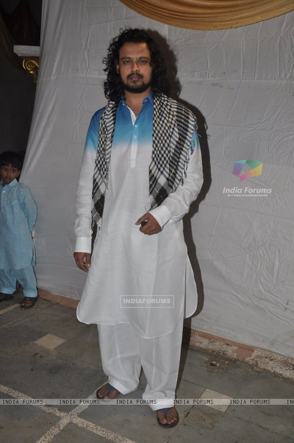 Raja Hasan at Sharib-Toshi's Iftaar party and Sufi Mehfil