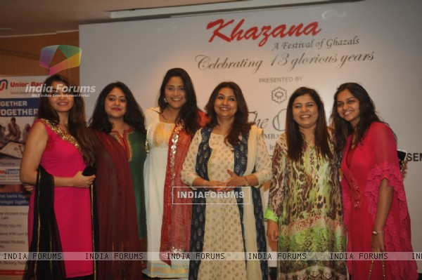 """Khazana"" a Festival of Ghazals for a Social Cause"