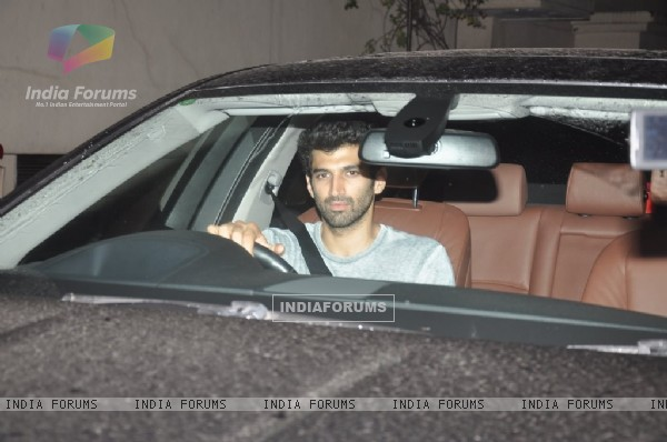 Aditya Roy Kapur snapped at Yash Raj Studio