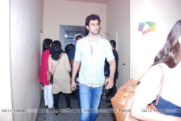 Kunal Kapoor was spotted at PVR