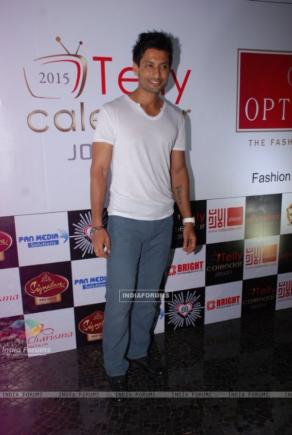 Indraneil Sengupta was at Telly House Calendar Launch