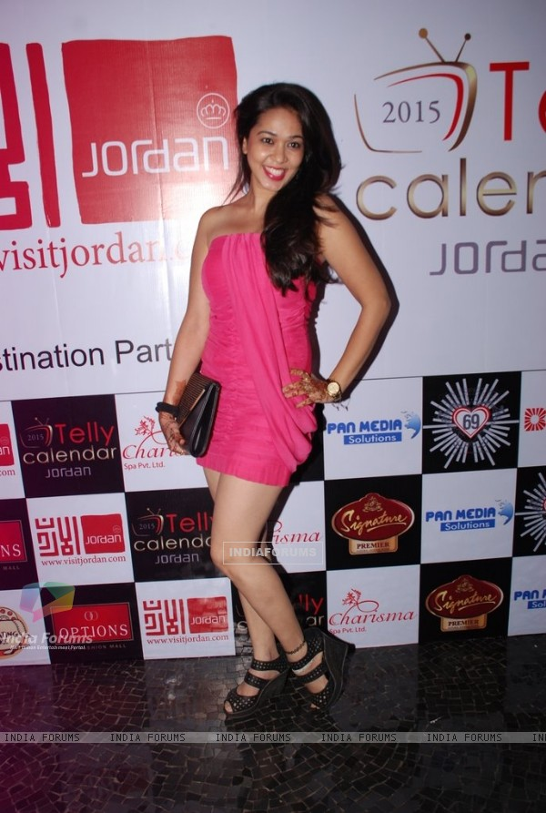 Firoza Khan was at the Telly House Calendar Launch