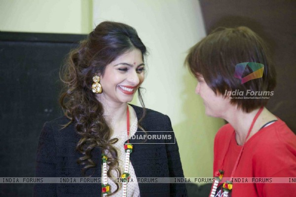 Tanishaa Mukerji at Rotary Club event