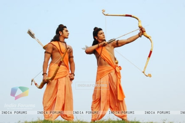 Ram and Lakshman