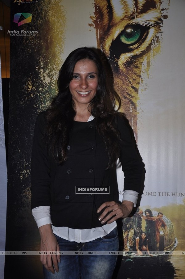 Ramona Arena was spotted at Roar Film Launch