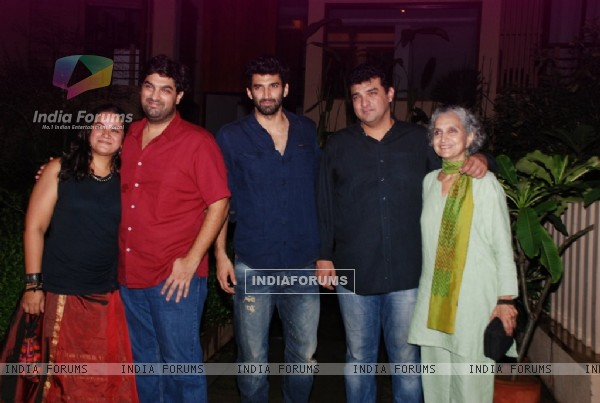Siddharth Roy Kapur's Birthday Bash