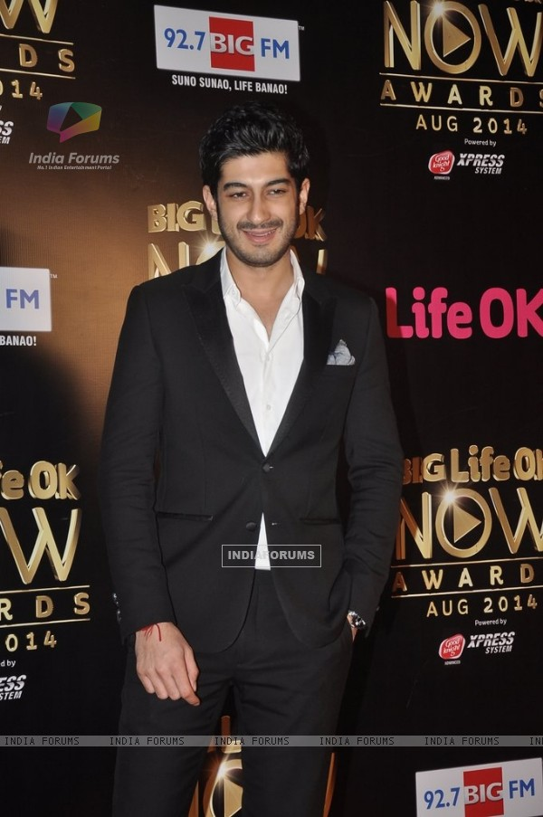Mohit Marwah was seen at the Life Ok Now Awards