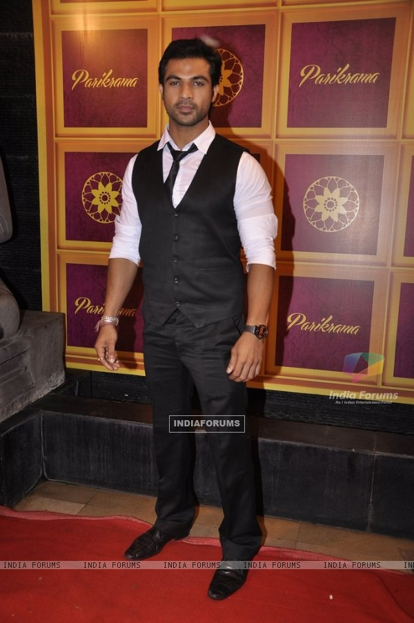Mohammad Nazim was spotted at the Innaguration of Parikrama Fashion Exhibition