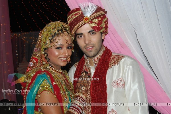 Ranvir Rajvansh looking gorgeous in marriage outfit
