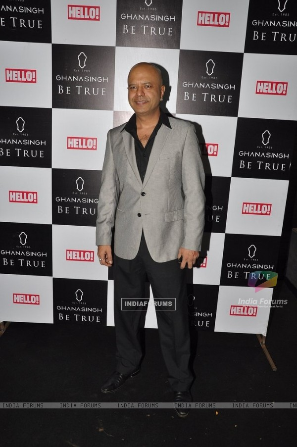 Naved Jaffrey at the Ghanasingh Store Launch