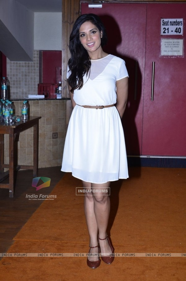 Richa Chadda at the Play Premiere Show