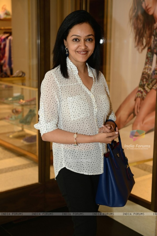 Dr Rashmi Shetty at Falguni & Shane Peacock's bridal show at Indian Bridal Fashion Week Day 3