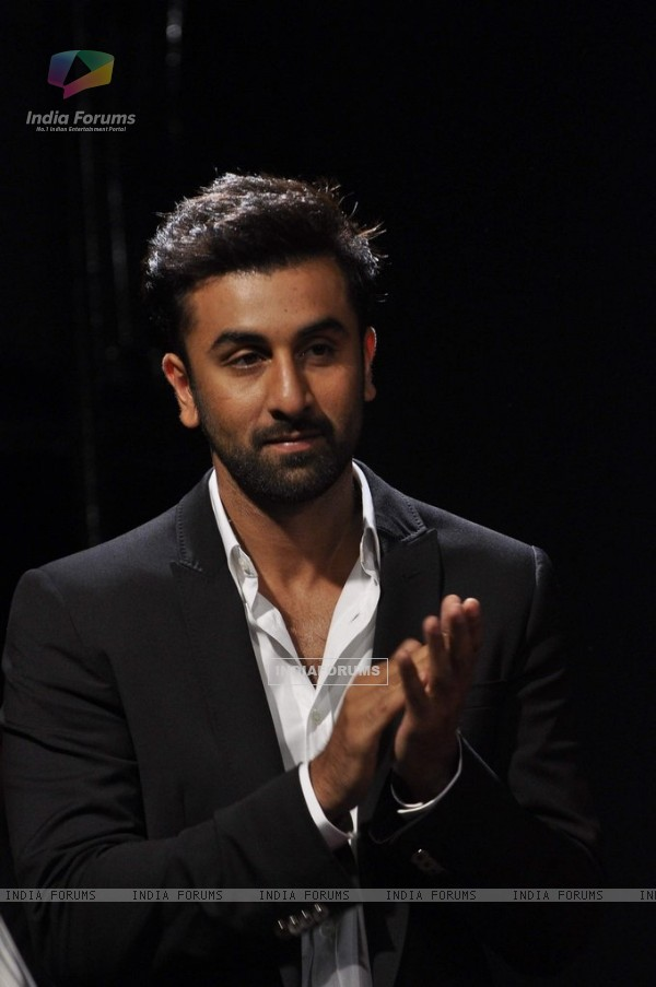 Ranbir Kapoor was spotted at the Launch of RK Medical Guide
