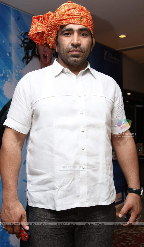 Rajiv Tomar was at the Music Launch of Khota Sikka