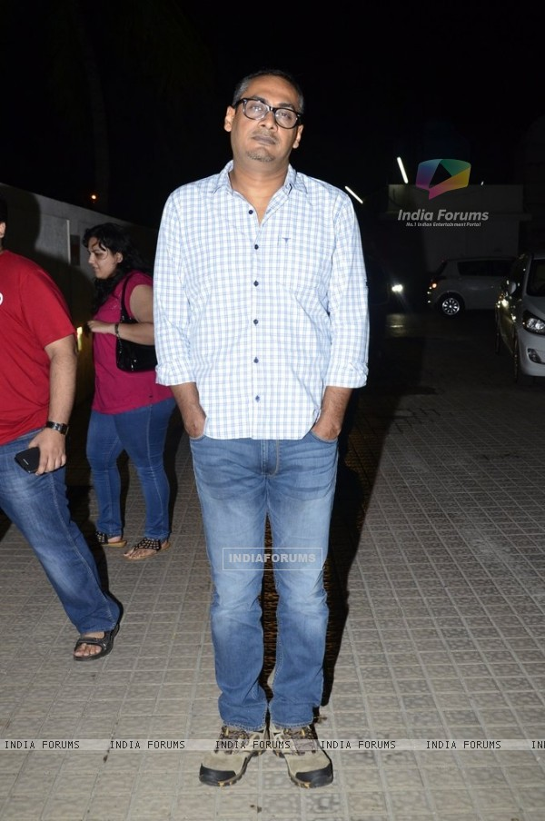 Abhinav Kashyap was at the Opening of Short Film Festival Shuruaat Ka Interval
