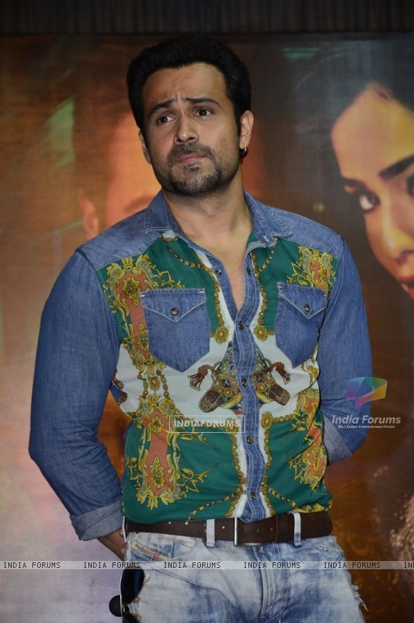 Emraan Hashmi at the Promotion of Raja Natwarlal