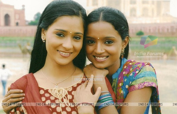 Ragini and Sadhna still