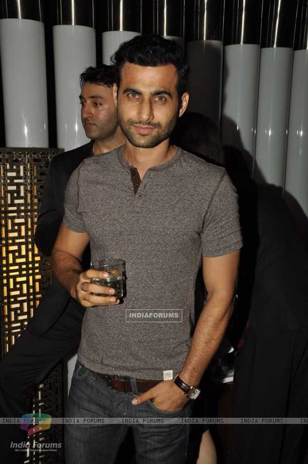 Freddy Daruwala was at China House Relaunch Bash