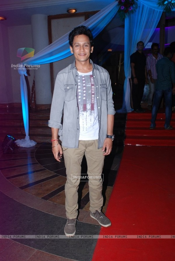 Abhishek Rawat was seen at the Success Bash of Mahabharat
