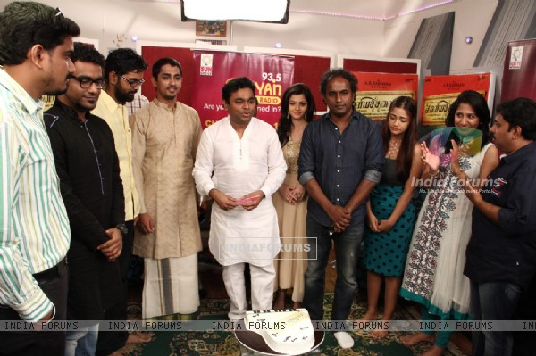 Music Launch of Kaaviya Thalaivan