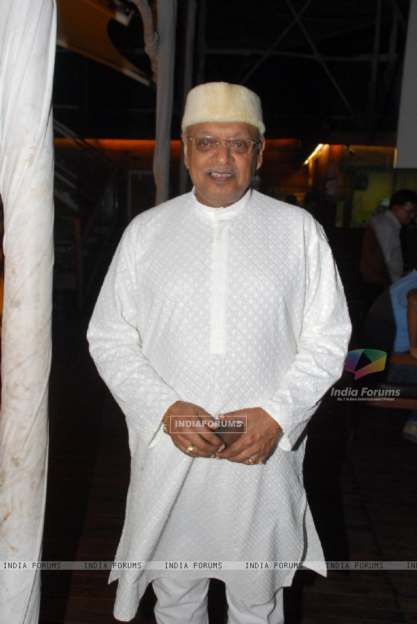 Kiran Shantaram was at the Success Bash of Poshter Boyz