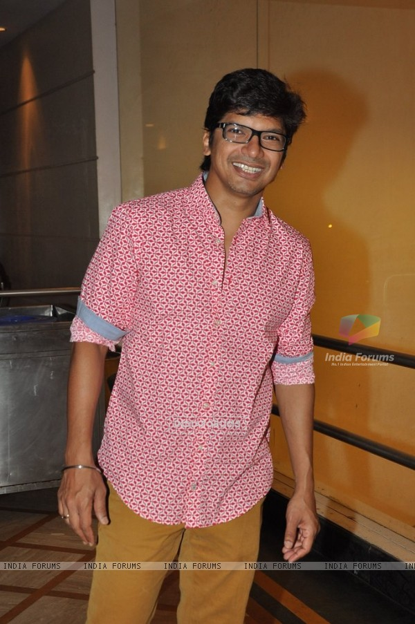 Shaan was at the Album Launch of Marudhar