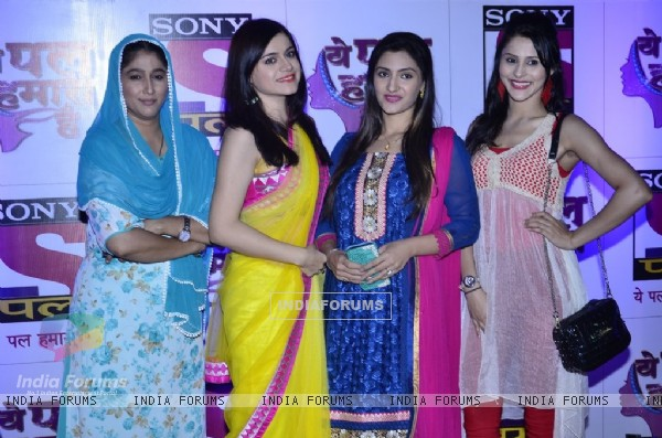 Celebs at the Red Carpet of Sony Pal Channel