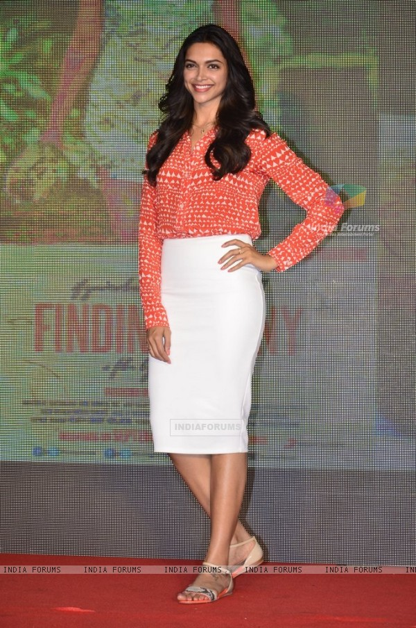 Deepika Padukone at the Song Launch of Finding Fanny