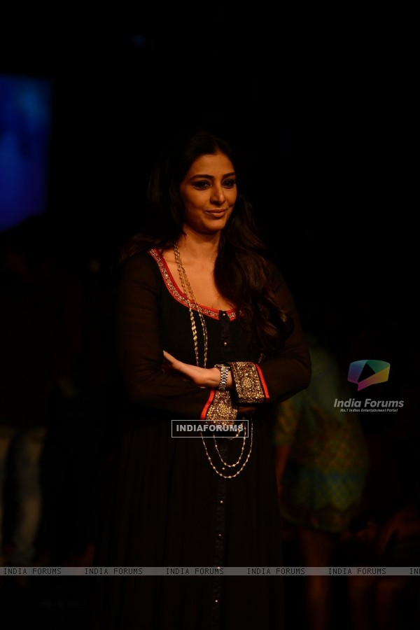 Tabu at the Lakme Fashion Week Winter/ Festive 2014 Day 6